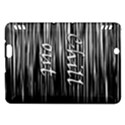 Black an white  Chill out  Kindle Fire HDX Hardshell Case View1