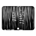 Black an white  Chill out  Samsung Galaxy Tab 4 (10.1 ) Hardshell Case  View1