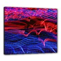Lights Abstract Curves Long Exposure Canvas 24  x 20  View1