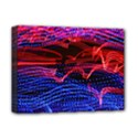 Lights Abstract Curves Long Exposure Deluxe Canvas 16  x 12   View1