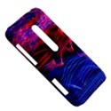 Lights Abstract Curves Long Exposure HTC Evo 3D Hardshell Case  View5