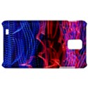 Lights Abstract Curves Long Exposure Samsung Infuse 4G Hardshell Case  View1