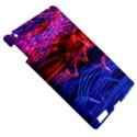 Lights Abstract Curves Long Exposure Apple iPad 3/4 Hardshell Case View5