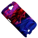 Lights Abstract Curves Long Exposure Samsung Galaxy Note 2 Hardshell Case View5