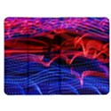Lights Abstract Curves Long Exposure Kindle Fire (1st Gen) Flip Case View1