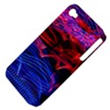 Lights Abstract Curves Long Exposure Apple iPhone 4/4S Hardshell Case (PC+Silicone) View4