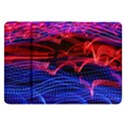 Lights Abstract Curves Long Exposure Samsung Galaxy Tab 8.9  P7300 Flip Case View1