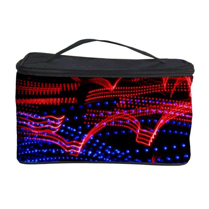 Lights Abstract Curves Long Exposure Cosmetic Storage Case