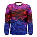 Lights Abstract Curves Long Exposure Men s Long Sleeve Tee View1