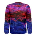 Lights Abstract Curves Long Exposure Men s Long Sleeve Tee View2