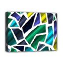 Mosaic Shapes Deluxe Canvas 16  x 12   View1