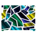 Mosaic Shapes Apple iPad 2 Hardshell Case (Compatible with Smart Cover) View1