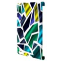 Mosaic Shapes Apple iPad 2 Hardshell Case (Compatible with Smart Cover) View3
