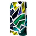 Mosaic Shapes Samsung Galaxy Note 2 Hardshell Case View3