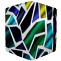 Mosaic Shapes Apple iPad 2 Flip Case View4