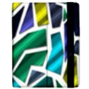Mosaic Shapes Apple iPad Mini Flip Case View2
