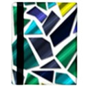 Mosaic Shapes Apple iPad Mini Flip Case View3