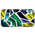 Mosaic Shapes Apple iPhone 4/4S Hardshell Case (PC+Silicone) View1