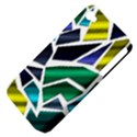 Mosaic Shapes Apple iPhone 4/4S Hardshell Case (PC+Silicone) View4