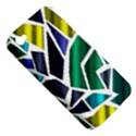 Mosaic Shapes Apple iPhone 4/4S Hardshell Case (PC+Silicone) View5