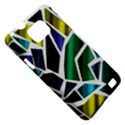 Mosaic Shapes Samsung Galaxy S II i9100 Hardshell Case (PC+Silicone) View5