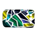 Mosaic Shapes Samsung Galaxy S III Classic Hardshell Case (PC+Silicone) View1