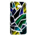 Mosaic Shapes HTC Butterfly X920E Hardshell Case View2