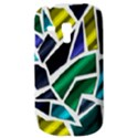 Mosaic Shapes Samsung Galaxy S3 MINI I8190 Hardshell Case View3
