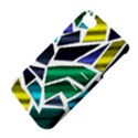 Mosaic Shapes Apple iPhone 4/4S Hardshell Case with Stand View4