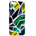 Mosaic Shapes Apple iPhone 5 Hardshell Case with Stand View2