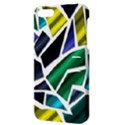 Mosaic Shapes Apple iPhone 5 Hardshell Case with Stand View3