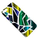 Mosaic Shapes Apple iPhone 5 Hardshell Case with Stand View5
