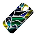 Mosaic Shapes Samsung Galaxy S4 Classic Hardshell Case (PC+Silicone) View4
