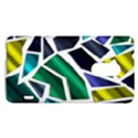 Mosaic Shapes HTC One Max (T6) Hardshell Case View1