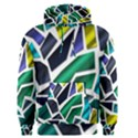 Mosaic Shapes Men s Pullover Hoodie View1