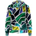 Mosaic Shapes Women s Pullover Hoodie View2