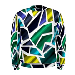 Mosaic Shapes Men s Sweatshirt