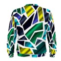 Mosaic Shapes Men s Sweatshirt View2