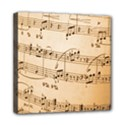 Music Notes Background Mini Canvas 8  x 8  View1