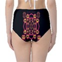Alphabet Shirt High-Waist Bikini Bottoms View2