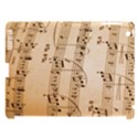 Music Notes Background Apple iPad 3/4 Hardshell Case (Compatible with Smart Cover) View1