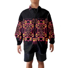 Alphabet Shirt Wind Breaker (Kids)