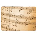 Music Notes Background Samsung Galaxy Tab 8.9  P7300 Flip Case View1