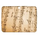 Music Notes Background Samsung Galaxy Tab 3 (10.1 ) P5200 Hardshell Case  View1