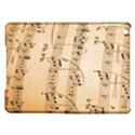 Music Notes Background iPad Air Hardshell Cases View1