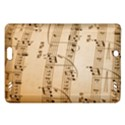 Music Notes Background Amazon Kindle Fire HD (2013) Hardshell Case View1