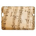 Music Notes Background Kindle Fire HDX Hardshell Case View1