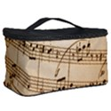 Music Notes Background Cosmetic Storage Case View2