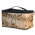 Music Notes Background Cosmetic Storage Case View3