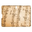 Music Notes Background Samsung Galaxy Tab S (10.5 ) Hardshell Case  View1